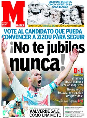 Marca Cover: July 2, 2006