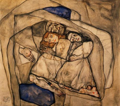 Egon Schiele: Conversion
