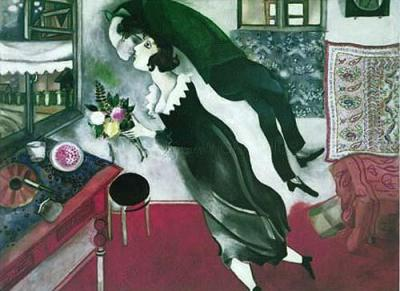 Marc Chagall: The Birthday