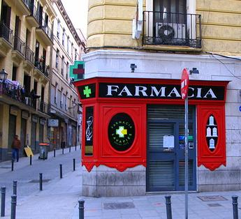 Pharmacy Madrid
