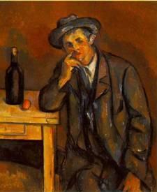 Drinker Cezanne