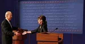 Palin Biden Debate
