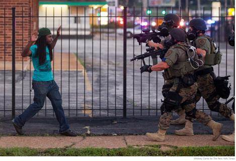 Ferguson Police NYT 2