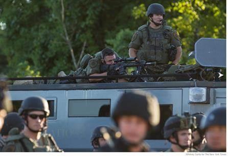 Ferguson Police NYT